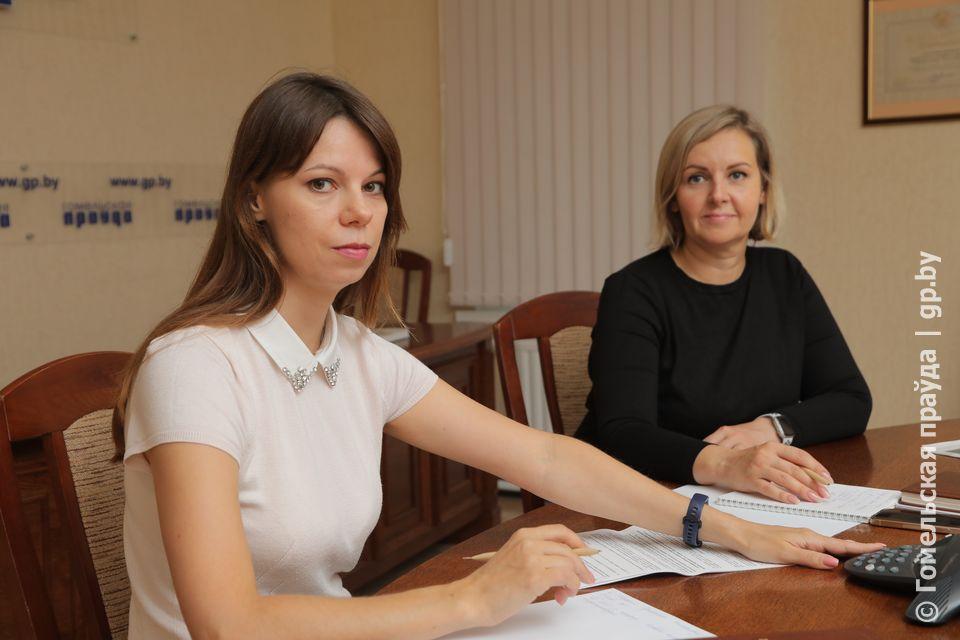 В пресс-центре «Гомельскай праўды» на вопросы молодых специалистов отвечали профсоюзные юристы