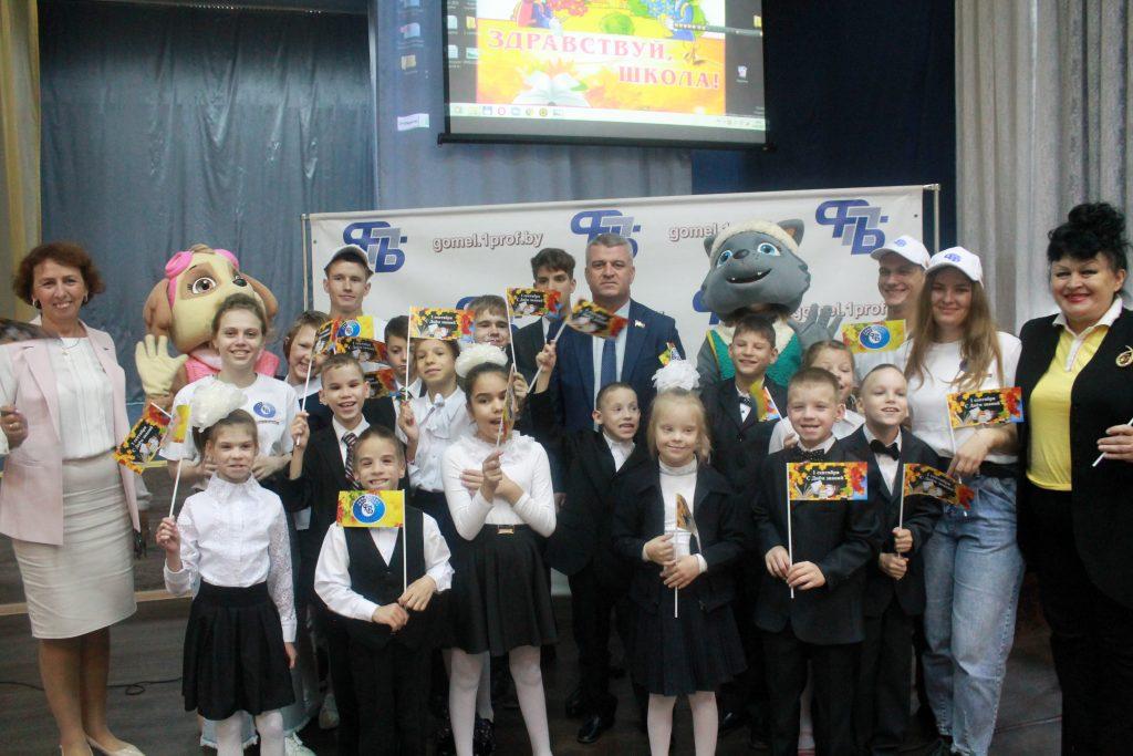«День добра» в Улуковской школе-интернате