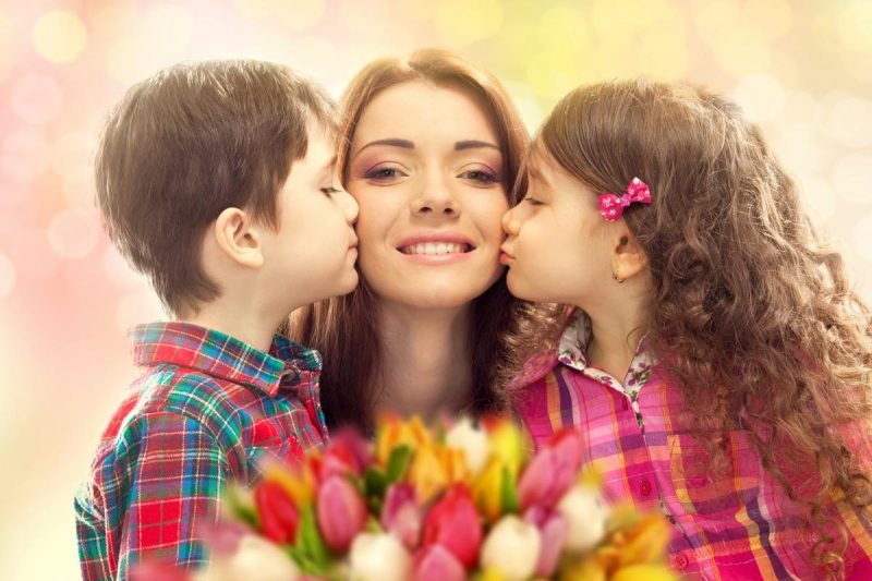 14 октября — День Матери
